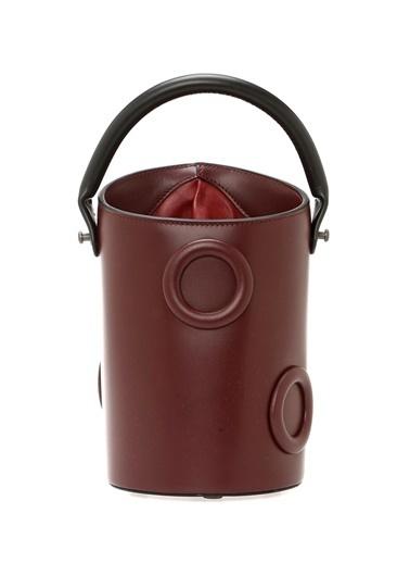 Boyy Bag Messenger / Askılı Çanta Bordo